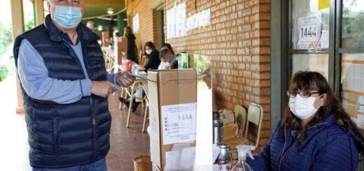 """Passalacqua: """"Los misioneros estamos dando una lección de democracia al país yendo a votar con alegría y responsabilidad"""""""