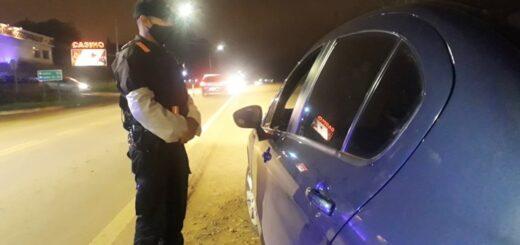 Operativo Seguridad Ciudadana: secuestraron 59 vehículos, se labraron 135 actas de infracción y hubo 26 detenidos