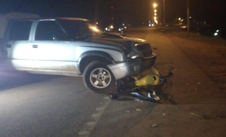 Falleció un joven tras protagonizar un choque sobre la ruta 14 de San Vicente