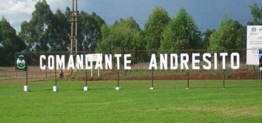restricciones en Comandante Andresito