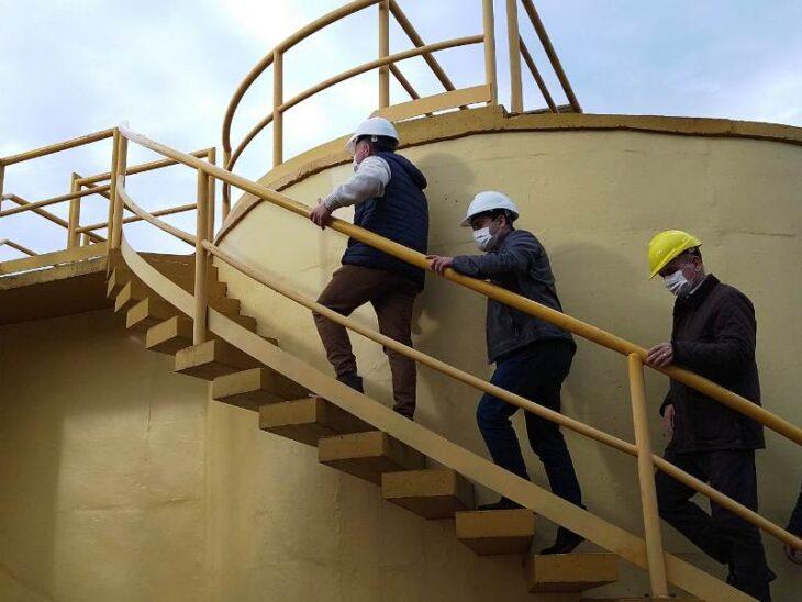 Puerto Rico: luego de inaugurar un módulo de potabilización la CAPRIL encara la obra del sector seis