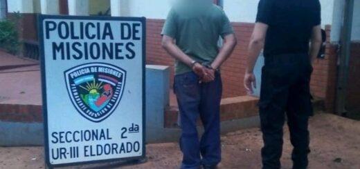 Eldorado | Una discusión entre vecinos terminó con un herido de arma de fuego: hay un detenido