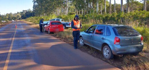 Operativo Rural en Misiones: evitaron el robo de yerba mate en varias localidades
