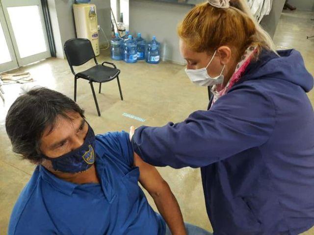 vacunas Sputnik V componente 2
