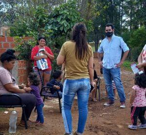 Elecciones 2021: Argañaraz insiste en atacar la zoonosis en Posadas y atender la falta de empleo