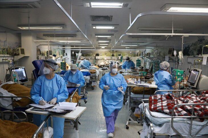 Las Fuerzas Armadas de Brasil se negaron a compartir con civiles camas disponibles en hospitales militares