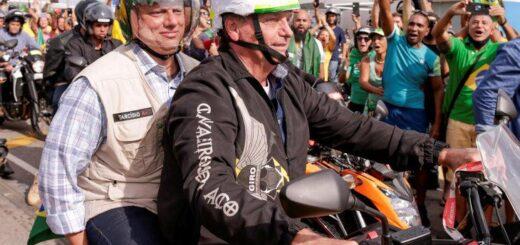 Bolsonaro fue multado