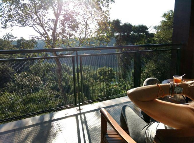 Aprovechá esta promoción del Iguazú Jungle Lodge y regalá a papá las vacaciones que tanto soñó