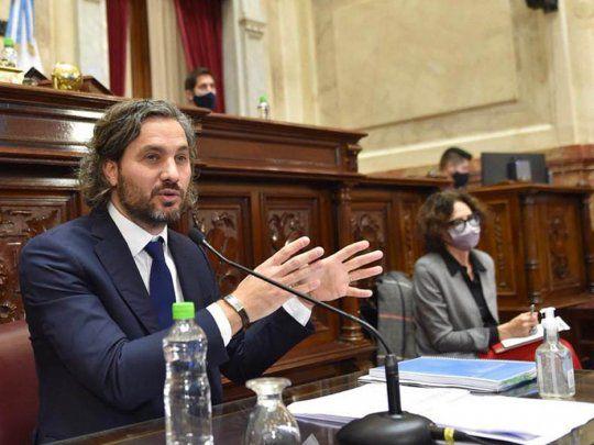 Santiago Cafiero se presentará el 8 de julio en Diputados y responderá 2596 preguntas