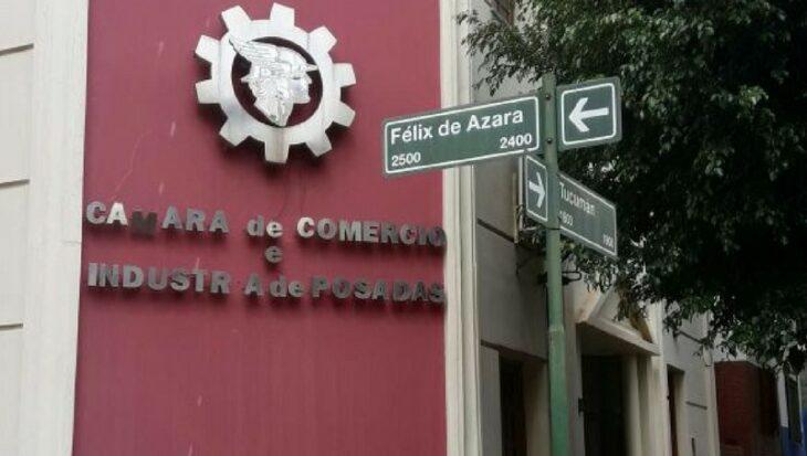 Desde la Cámara de Comercio de Posadas destacaron el esfuerzo del sector en Misiones para el sostenimiento de la economía
