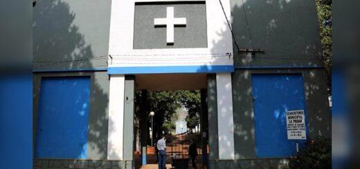 prohibieron las inhumaciones fallecidos con Covid-19