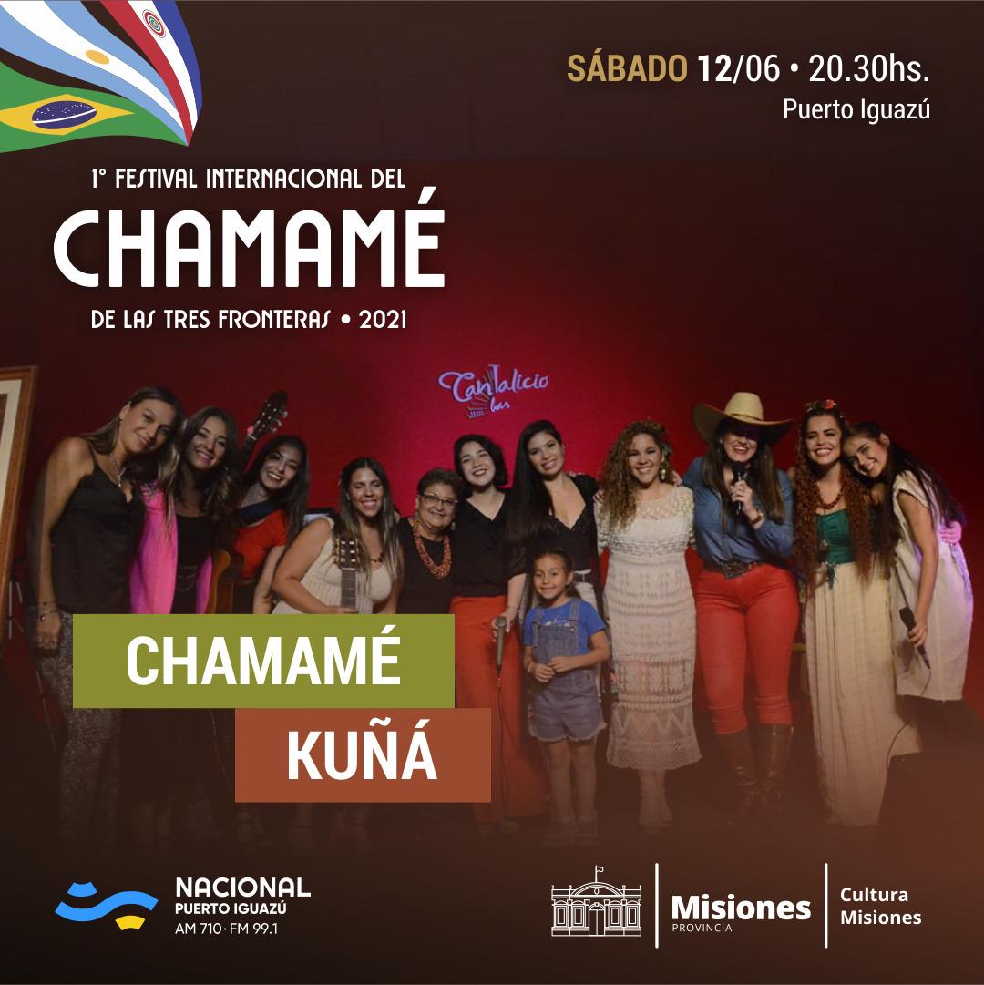 La Gran Región Chamamecera tendrá su Festival