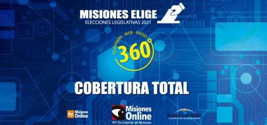 cobertura total de Misiones Online