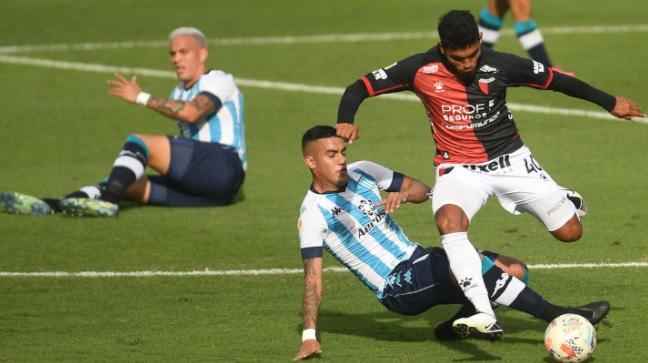 Racing y Colón sufren bajas por coronavirus a horas de la final de la Copa de la Liga