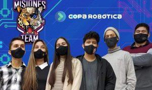 """El team de Misiones avanza en la """"Copa Robótica 2021"""""""