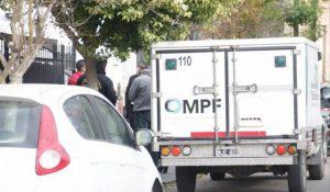 Córdoba: discutió con su amigo, le clavó un tenedor en la cabeza y lo mató