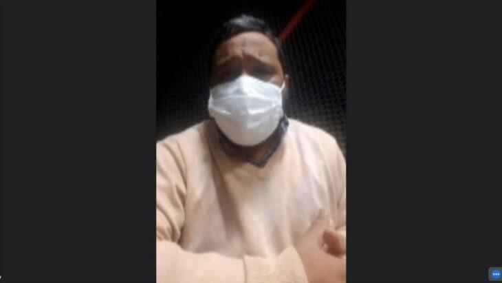 """Coronavirus en Paraguay: """"Se espera una nueva ola de casos de covid-19 en la próxima semana"""" alertó Cristian Garay periodista de Encarnación"""
