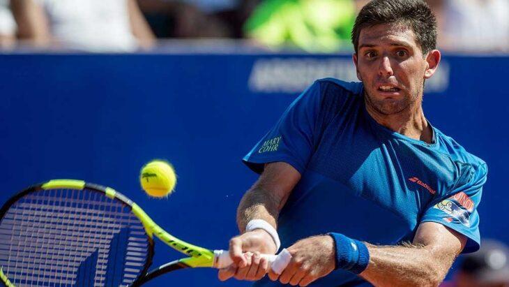 Tenis: Delbonis perdió por 3 a 1 en los octavos de final de Roland Garros 2021