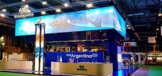 Argentina mostró al mundo sus atractivos turísticos en FITUR 2021