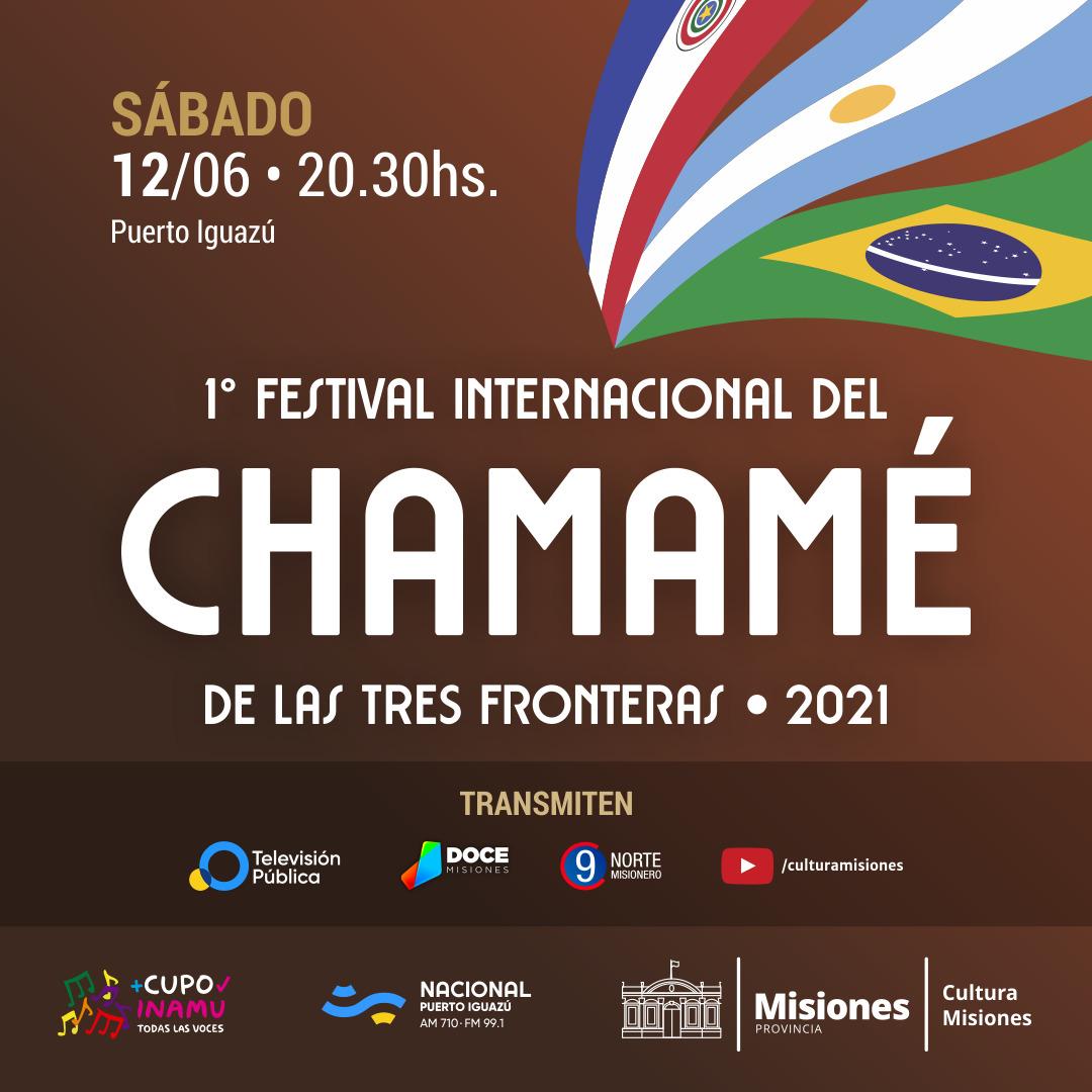 1er Festival Internacional del Chamamé de las Tres Fronteras