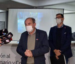 El intendente Stelatto presentó el nuevo sistema online de habilitaciones comerciales en Posadas