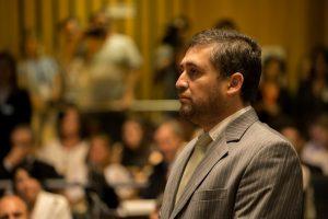 """Javier Mela: """"Vamos a insistir para que se respete el cupo laboral para personas con discapacidad en la administración pública"""""""