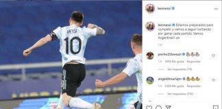 respiradores que donó Messi