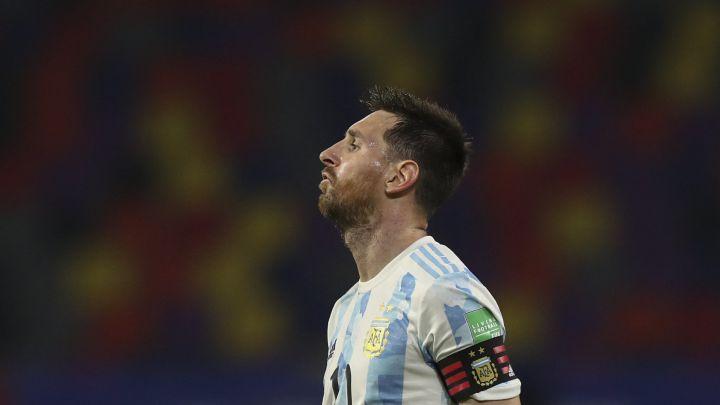 Eliminatorias: la Selección Argentina igualó por 2 a 2 a Colombia en Barranquilla