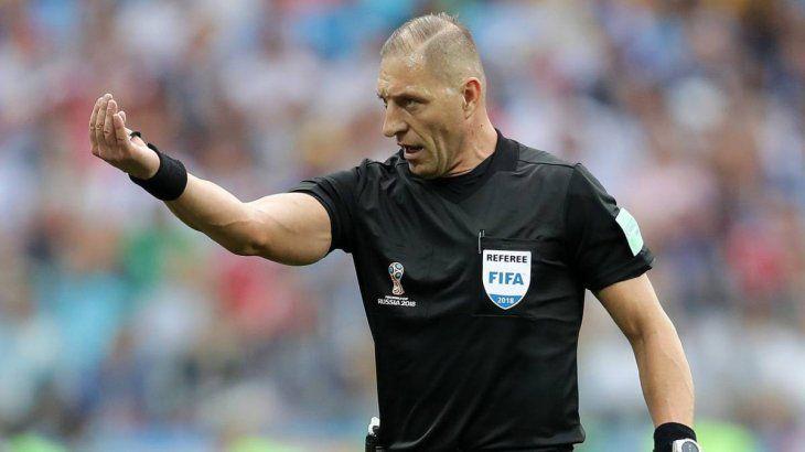 Copa de la Liga: el árbitro misionero Néstor Pitana fue elegido para dirigir la final