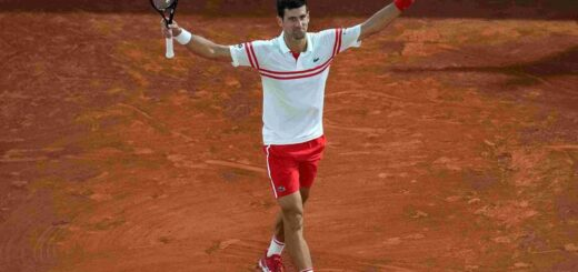 Djokovic venció a Nadal