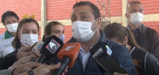 """Herrera Ahuad: """"Le dimos todo el respaldo a la Nación para seguir con la gestión de compra de vacunas"""""""