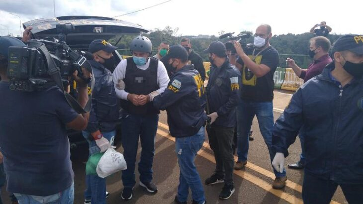 Extraditado desde Brasil: trasladarán desde Iguazú al golfista Ángel Cabrera a una cárcel de Córdoba