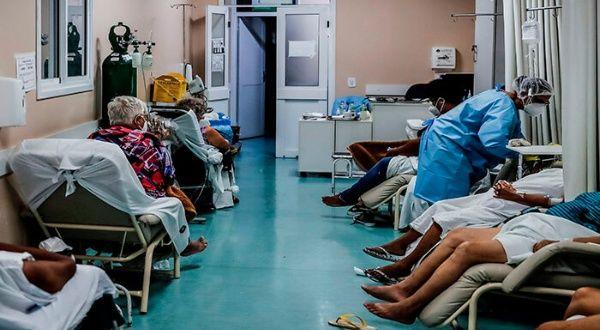 Coronavirus en Paraguay: Salud Pública ya no tiene fondos para financiar la internación de pacientes con covid-19 en sanatorios privados