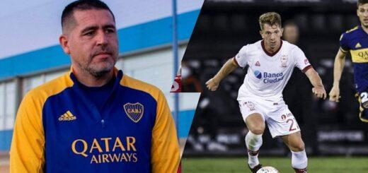 El posadeño Esteban Rolón es nuevo refuerzo de Boca Juniors