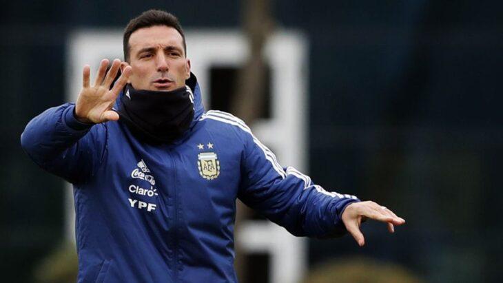 La lista de los 28 jugadores que Lionel Scaloni presentaría para la Copa América 2021