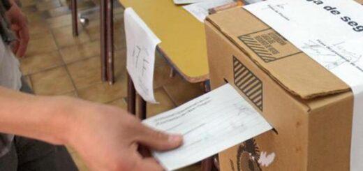 justificar el no voto