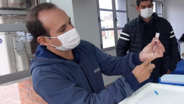 Continúa la aplicación de la segunda dosis de las vacunas contra el coronavirus en los vacunatorios de Misiones