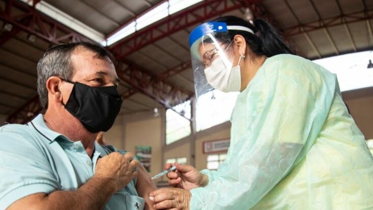 Coronavirus en Misiones: comienza la vacunación para el grupo de 30 a 39 años, con turno en la aplicación Alegra Med