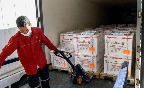 Distribuirán 550 mil Sputnik V componente 2 y 768 mil Sinopharm en todo el país: Misiones recibirá 37.200 vacunas en total