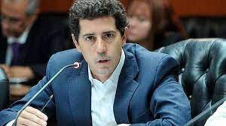 """""""El objetivo de Mauricio Macri y de Patricia Bullrich es obstaculizar la llegada de vacunas para la Argentina"""", aseguró Wado de Pedro"""