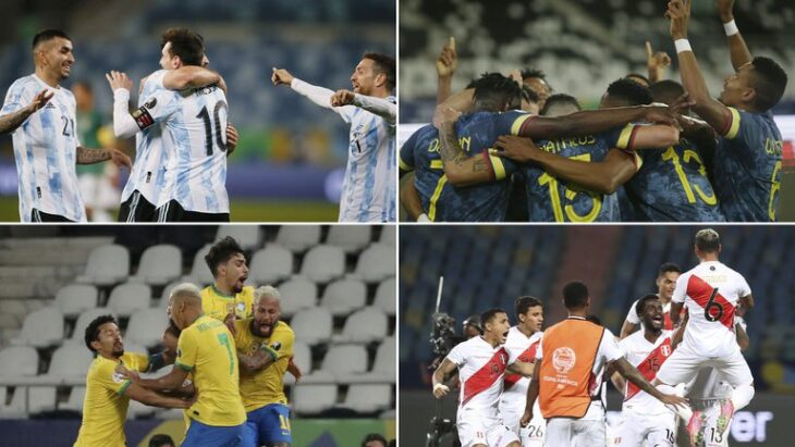 Argentina, Colombia, Brasil y Perú irán por el título: días, horarios y todo lo que hay que saber de las semifinales de la Copa América