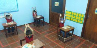 clases presenciales en Paraguay