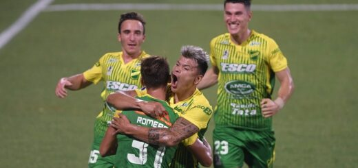 Defensa y Justicia enfrenta a Flamengo en Florencio Varela por la Libertadores