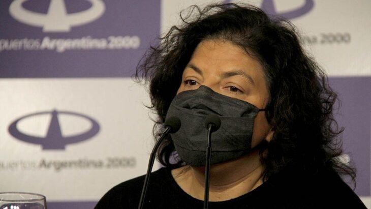Carla Vizzotti aseguró que hoy se llegará al 50% de toda la población argentina vacunada contra el coronavirus