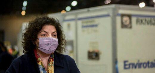 """Carla Vizzotti, ministra de Salud: """"A diferencia de otros países, la Argentina confía mucho en las vacunas"""""""