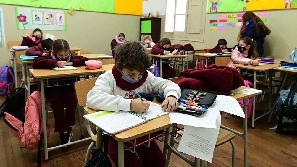 Consejo Federal: los alumnos deberán tener aprobado el 70% de los contenidos curriculares para pasar de año