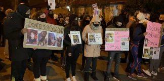 Con una nueva marcha reclamaron la aparición con vida de Guadalupe