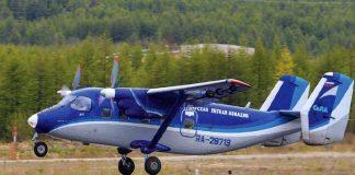 Encuentran con vida a las 18 personas que iban a bordo de avión siniestrado en Rusia