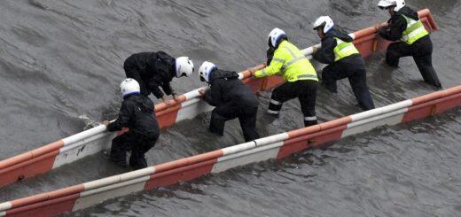 Al menos 33 muertos y 8 desaparecidos por las lluvias torrenciales en China