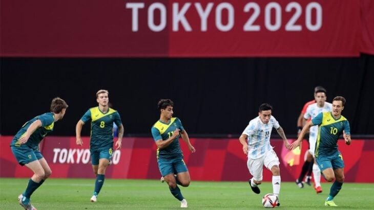 Tokio 2020 | Argentina debutó con una derrota ante Australia en Saporo